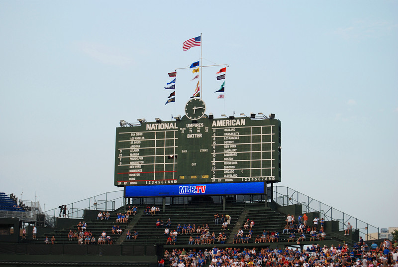 Chicago Cubs vs. Houston Astros<br /> <br /> September 2, 2008