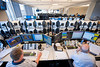 28 May 2010- On the trading floor of BMO Capital Markets on LaSalle Street.
