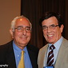 Actor Ben Stein and me following his keynote address at the ABA TECH SHOW 2012