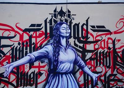 Mural in Pilsen District