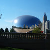 The Cloud at Millennium Park by Anish Kapoor