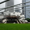 Pritzker Pavililon in Millennium Park in Chicago Illilnois 12