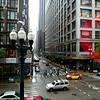 Rainy Day in Chicago