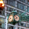 Marshall Field's Clock
