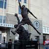 Michael Jordan Statue at stadium in Chicago