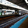 Riding the El in Chicago Illilnois 4