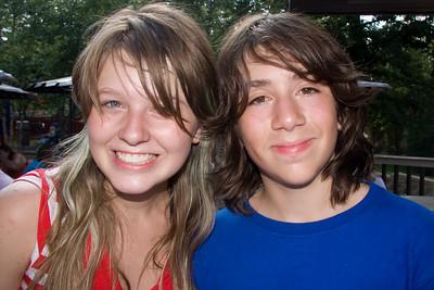 Awww... what cute cousins!