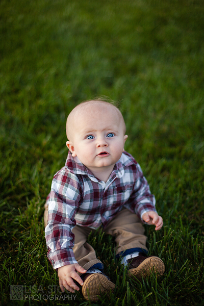 Kyle 6 Month