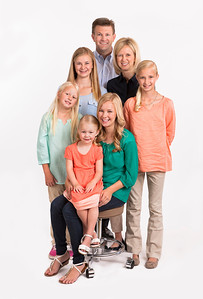 Robert and Katee Walker Family 2014