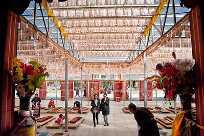 Chorten Karpo, Litang, Sichuan Province