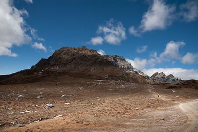 Mt. Chenrezig kora, Yading