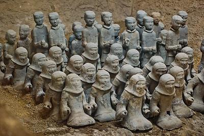 Museum of Terra-cotta Warriors and Horses of Han Dynasty,  Xuzhou