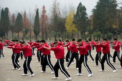 Shaolin Tagou Wushu School,  Dengfeng