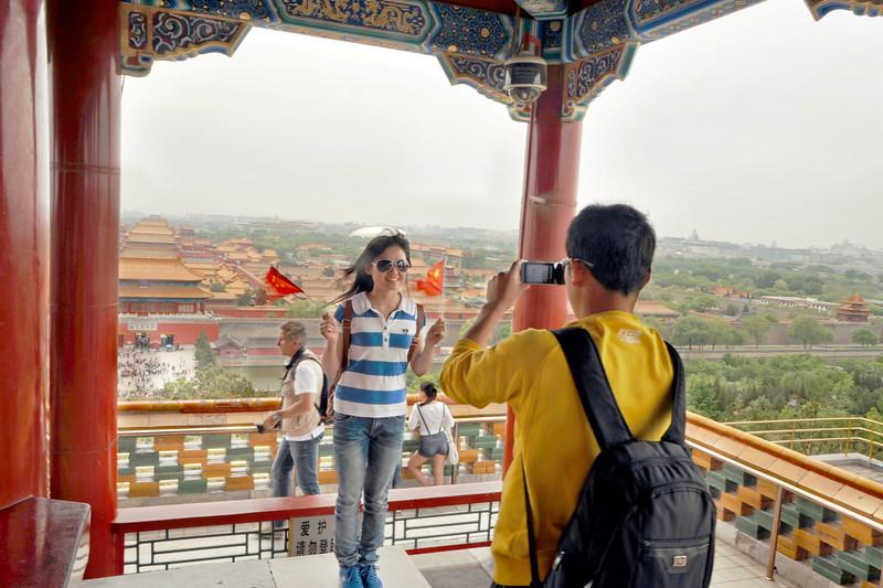 Jingshan, Beijing
