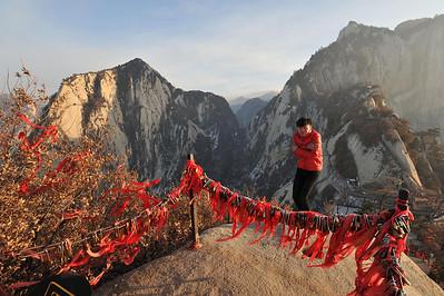 Huashan, Shaanxi