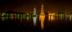 Guilin Night Reflections