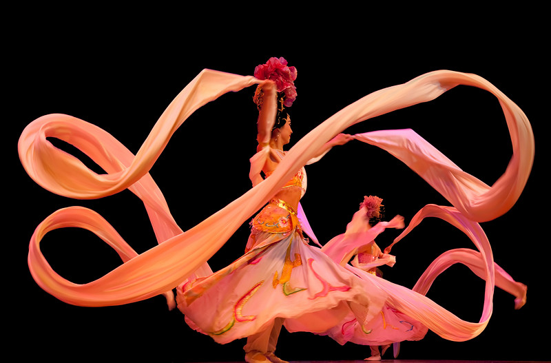 Tang Dynasty Performance, Xi'an, China