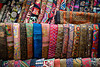 Silks in Flea Market - Beijing, China