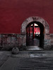 Forbidden City - Courtyard Entrance
