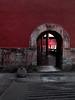 Forbidden City - Courtyard Entrance