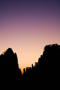 Grand Sunrise Huangshan, Anhui Province, China 大日出 黃山,安徽省,中國