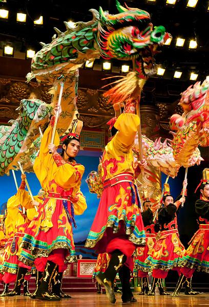 Tang Dynasty Performance, Xi'an, China