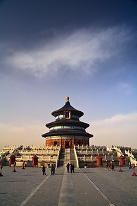 Temple of Heaven Beijing, China 天壇 北京,中國