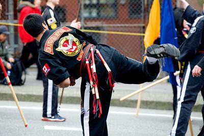 Chinatown Dragon Parade 2013