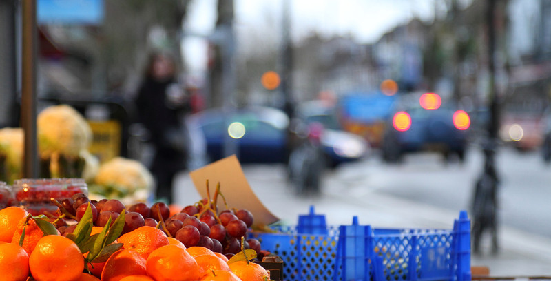 High Road Fruit and Veg