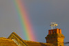 Chiswick Rainbow Pots. April 2013.