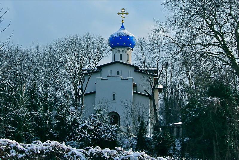 Russian Orthodox Church in Chiswick