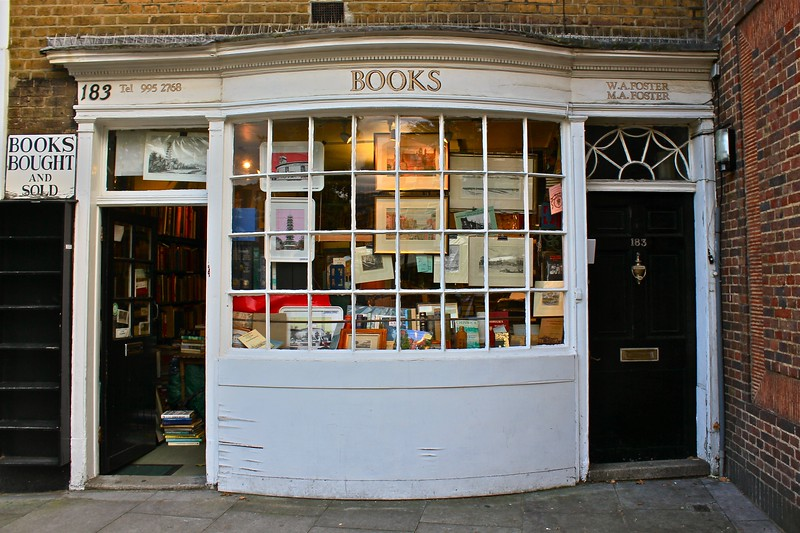 Chiswick High Road Bookshop