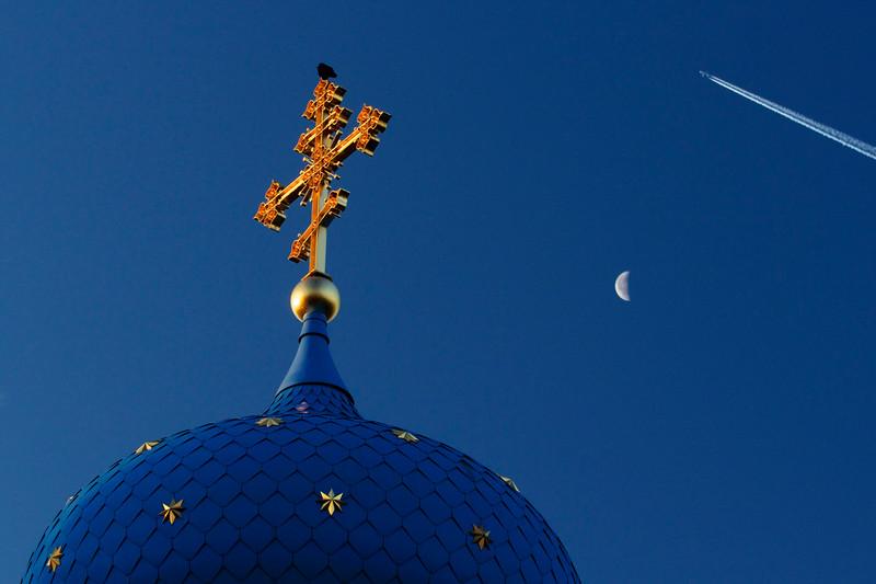 Moon and Stars 3