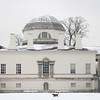 Chiswick House and Friend