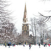 Snow on Turnham Green