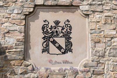 Christenbury community monument sign - detail