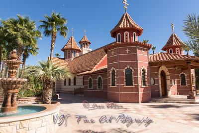 St. Anthony's Monastery, Florence, Arizona.