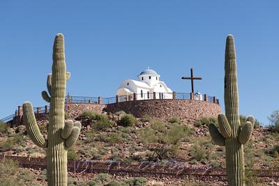 St. Anthony's Monastery, Florence, Arizona (USA)
