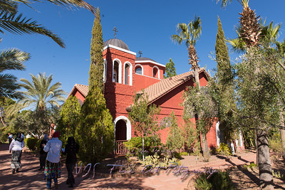 St. Anthony's Monastery, Florence, Arizona.
