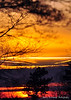 East Tennessee Sunset -