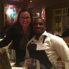 11.7.16<br /> Celebrity Waiter Night at Eddie Merlot's <br /> DelMontre Hurst