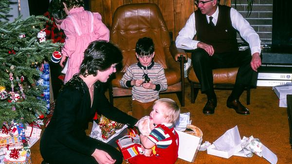 Christmas, 1984