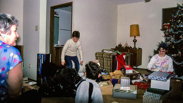 Kirkland Christmas - 1986