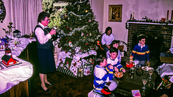 Christmas at Derry's - 1987