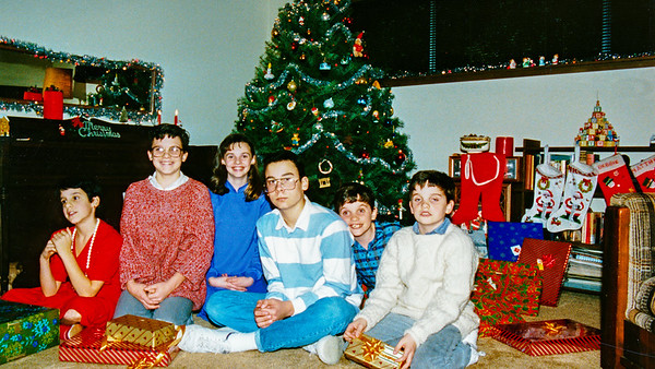 Christmas Party - 1987
