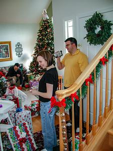 Christmas Morning - 2003