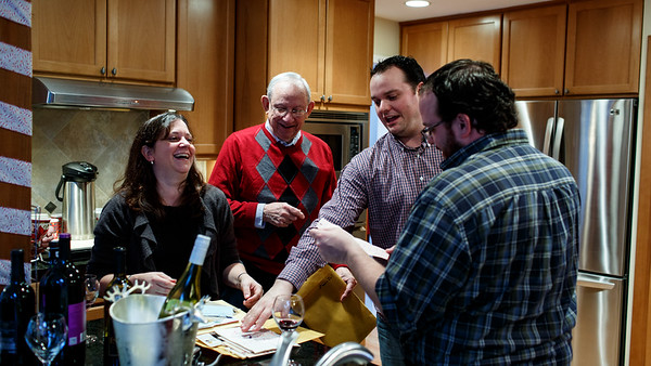 Christmas Party - December 23, 2012