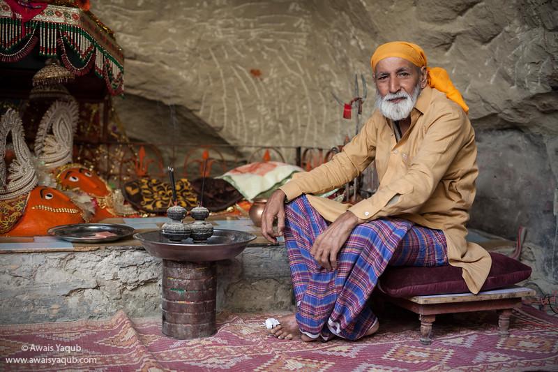 Yogi of HInghlaj Mandir