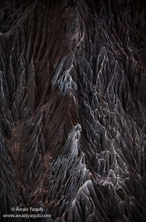 Melting Mountain