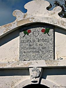 Gloria Gets the Last Laugh  Key West Cemetery